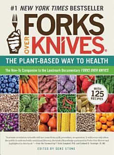 Forks Over Knives Book