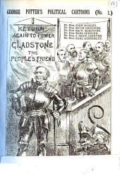 George Potter's political cartoons: Volume 18