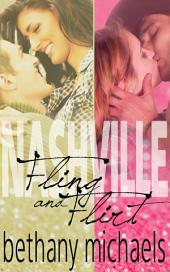 Nashville Fling and Nashville Flirt Combo: Kingston Sisters Novellas #1 and #2