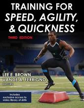Training for Speed, Agility, and Quickness 3rd Edition