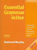 Essential Grammar in Use Without Answers PDF