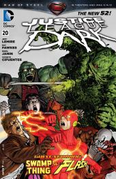 Justice League Dark (2011-) #20