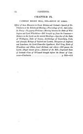 A Compendious and Impartial View of the Principal Events in the History of Great Britain and Ireland, in relation to the Roman Catholic question, etc. [With plates.]