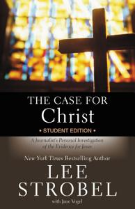 The Case for Christ Student Edition Book