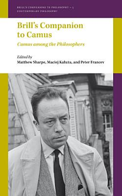Brill s Companion to Camus PDF