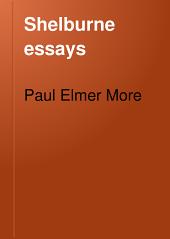 Shelburne Essays: Volume 2