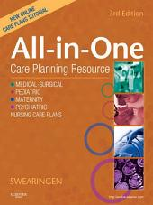 All-In-One Care Planning Resource - E-Book: Edition 3