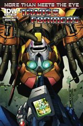 Transformers: More Than Meets the Eye #6