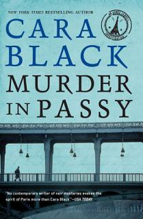 Murder in Passy Book