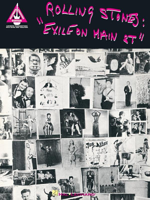 Rolling Stones - Exile on Main Street (Songbook)
