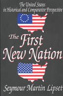 The First New Nation