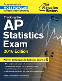 Cracking the AP Statistics Exam  2016 Edition Book