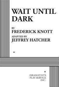 Wait Until Dark Book