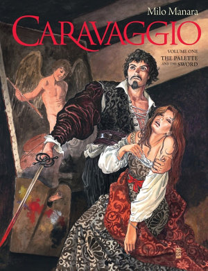 Caravaggio  The palette and the sword