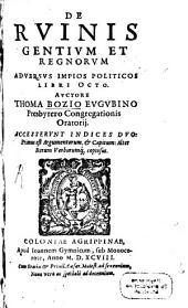 De Ruinis Gentium Et Regnorum