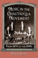 Music in the Chautauqua Movement PDF