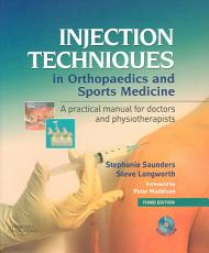 Injection Techniques in Orthopaedic and Sports Medicine PDF