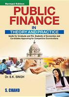 Public Finance in Theory   Practice PDF