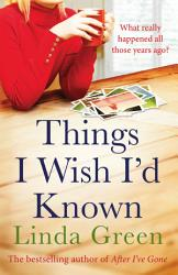 Things I Wish I D Known Book PDF
