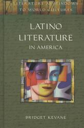 Latino Literature In America Book PDF