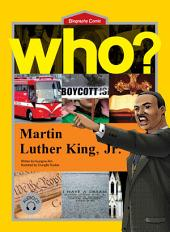 세계 위인전 Who? 10권 Martin Luther King