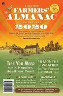 Farmers' Almanac 2019