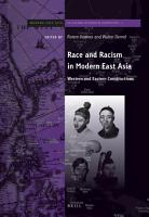 Race and Racism in Modern East Asia PDF