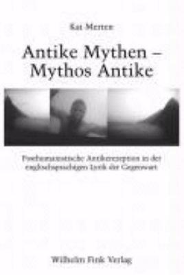 Antike Mythen   Mythos Antike PDF