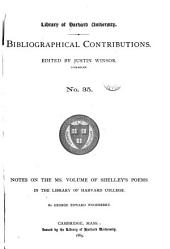 Bibliographical Contributions: Issues 35-42