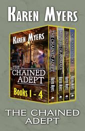 The Chained Adept 1-4: A Lost Wizard's Tale