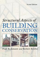 Structural Aspects of Building Conservation: Edition 2