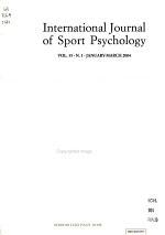 International journal of sport psychology