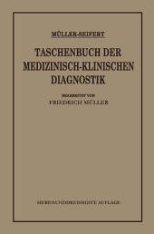Taschenbuch der Medizinisch-Klinischen Diagnostik: Ausgabe 37