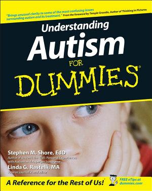 Understanding Autism For Dummies PDF