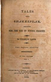 Tales from Shakespear, by C. [and M.] Lamb