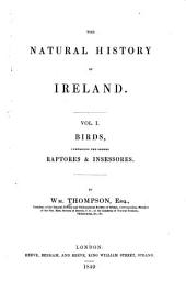 The Natural History of Ireland: Volume 1