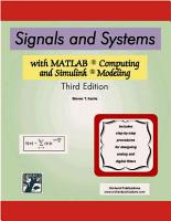 Signals and Systems with MATLAB Computing and Simulink Modeling PDF