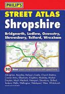 Philip's street atlas Shropshire