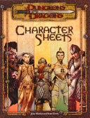 Dungeons   Dragons Character Sheets