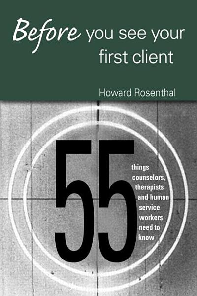 Download Before You See Your First Client Book