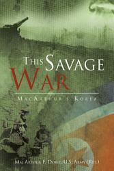 This Savage War Book PDF
