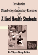 Introduction to Microbiology Laboratory Exercises for Allied Health Students PDF