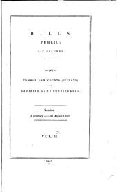 Parliamentary Papers, House of Commons and Command: Volume 2
