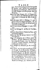 Histoire des révolutions d'Espagne: Volume5