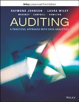 Auditing  Loose Leaf PDF