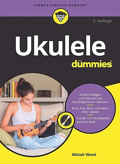 Ukulele f  r Dummies PDF