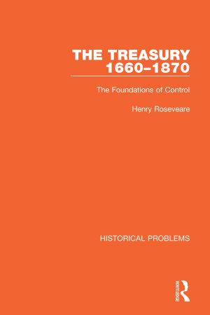The Treasury 1660-1870
