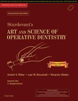 Sturdevant s Art   Science of Operative Dentistry  E Book PDF