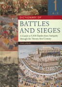 Dictionary of Battles and Sieges  F O PDF