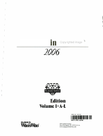 Who s who in America  2006 PDF